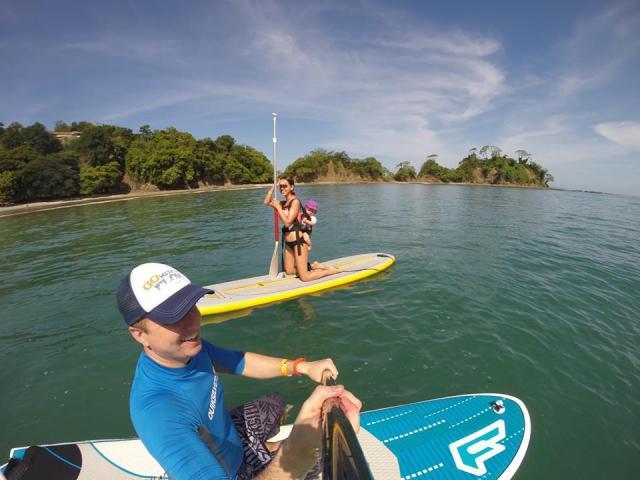 Paddle con Alicia